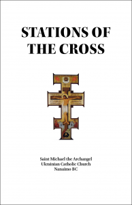 Stations of the Cross booklet cover