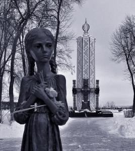 Holodomor Memorial, Kyiv