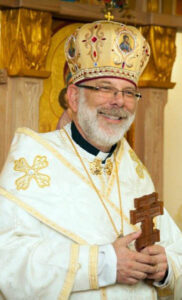 Bishop Ken Nowakowski